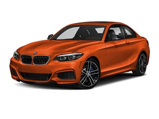 2020 BMW M240i Coupe Sunset Orange Metallic