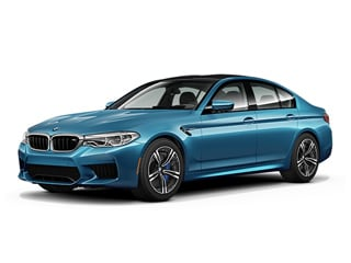 2020 BMW M5 Sedan Snapper Rocks Blue Metallic