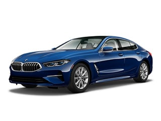 2020 BMW M850i Gran Coupe Tanzanite Blue Metallic
