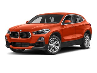 2020 BMW X2 Sports Activity Coupe Sunset Orange Metallic