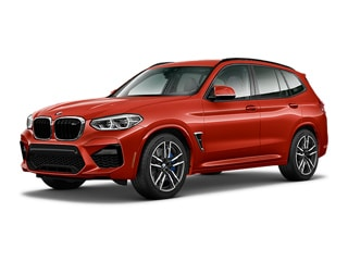 2020 BMW X3 M SAV Toronto Red Metallic