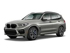 New 2020 BMW X3 M SAV 5YMTS0C09L9B50380 for Sale in Schaumburg, IL at Patrick BMW