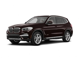 2020 BMW X3 SAV Terra Brown Metallic