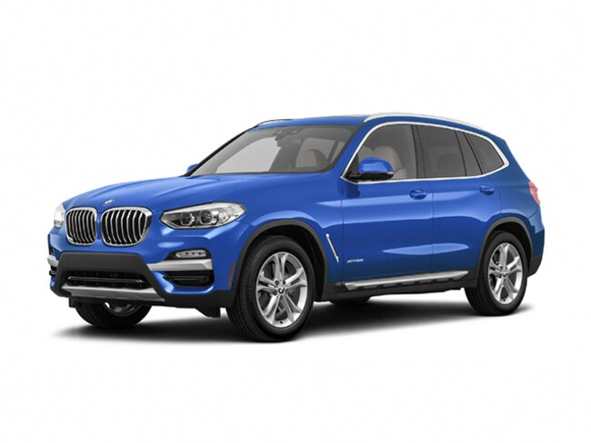 New 2020 BMW X3 sDrive30i SAV Chico