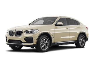 2020 BMW X4 Sports Activity Coupe Sunstone Metallic