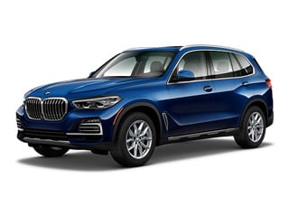 2020 BMW X5 SAV Tanzanite Blue II Metallic