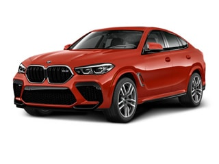 2020 BMW X6 M SAV Toronto Red Metallic