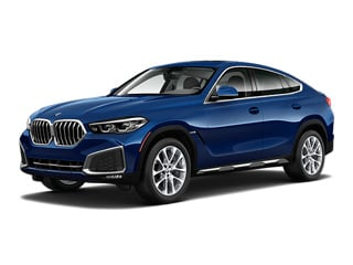 2020 BMW X6 Sports Activity Coupe Tanzanite Blue II Metallic