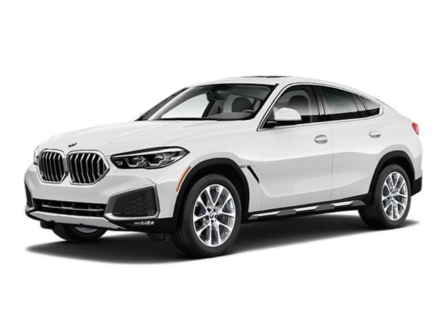 New 2020 BMW X6 xDrive40i Sports Activity Coupe in Cincinnati