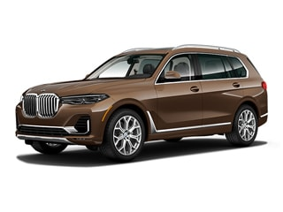 2020 BMW X7 SAV Vermont Bronze Metallic