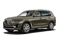 New 2020 BMW X7 xDrive40i Sports Activity Vehicle SAV in Jacksonville, FL