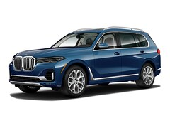 2020 BMW X7 xDrive40i Sports Activity Vehicle xDrive40i