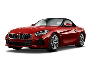 2020 BMW Z4 Convertible San Francisco Red Metallic
