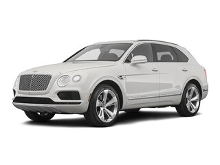 2020 Bentley Bentayga Hybrid SUV