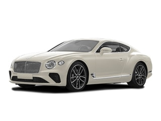 2020 Bentley Continental GT Coupe White Sand Metallic