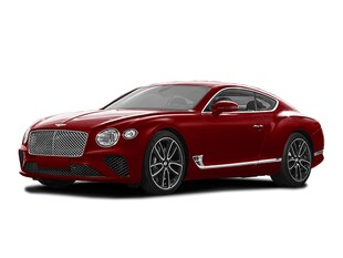 2020 Bentley Continental W12 Coupe