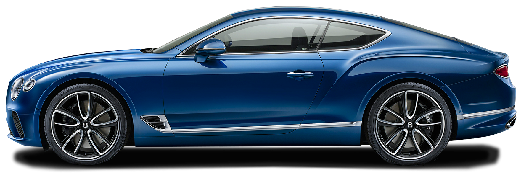 2020 Bentley Continental GT Coupe W12