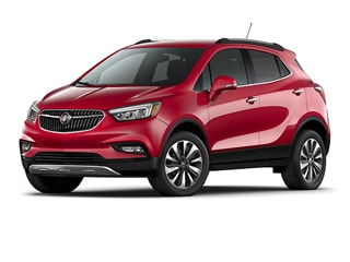 2020 Buick Encore SUV Winterberry Red Metallic