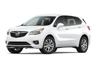 2020 Buick Envision SUV Summit White