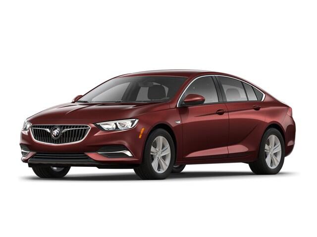 2020 Buick Regal Sportback Hatchback Digital Showroom | Boyd Cars of Virginia