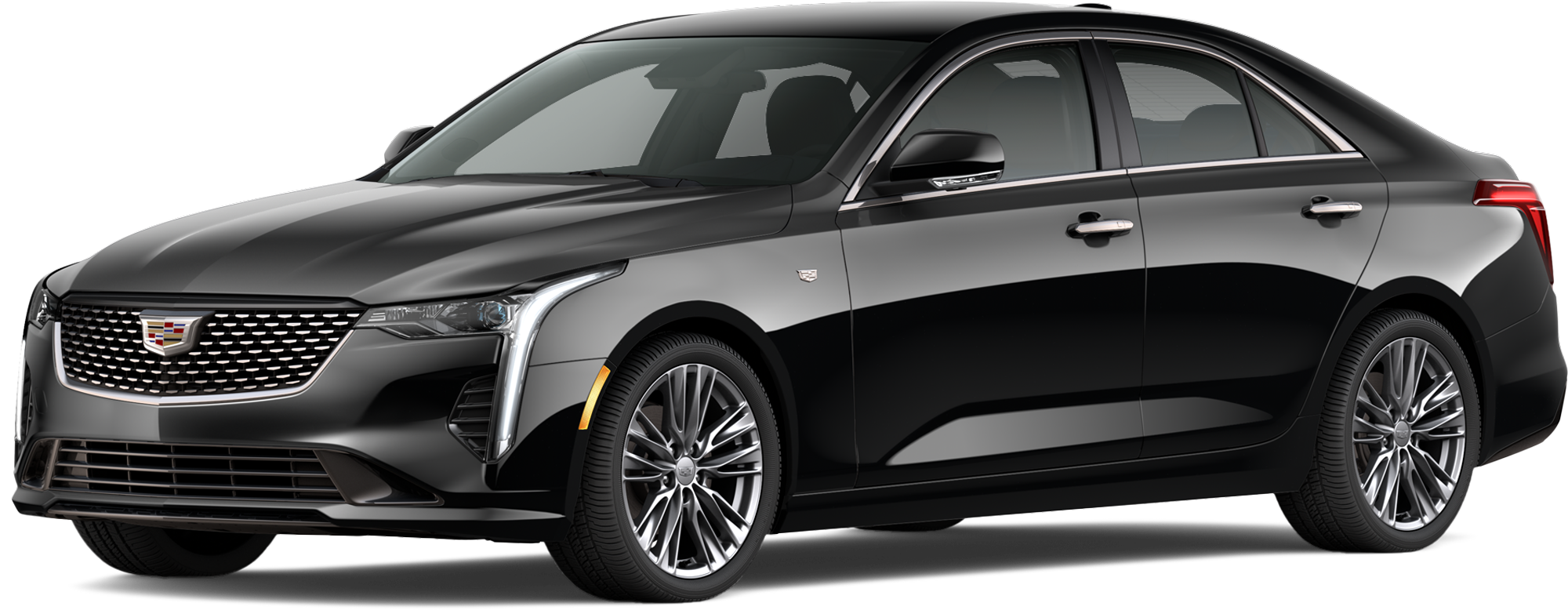 2020 CADILLAC CT4 Sedan Premium Luxury