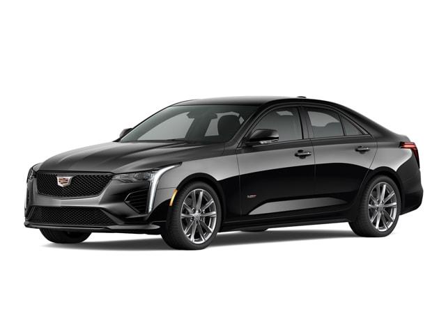 2020 Cadillac Ct4 V Sedan Digital Showroom Midway Motors