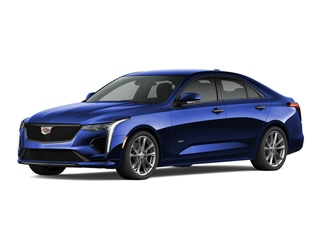2020 CADILLAC CT4-V Sedan Wave Metallic