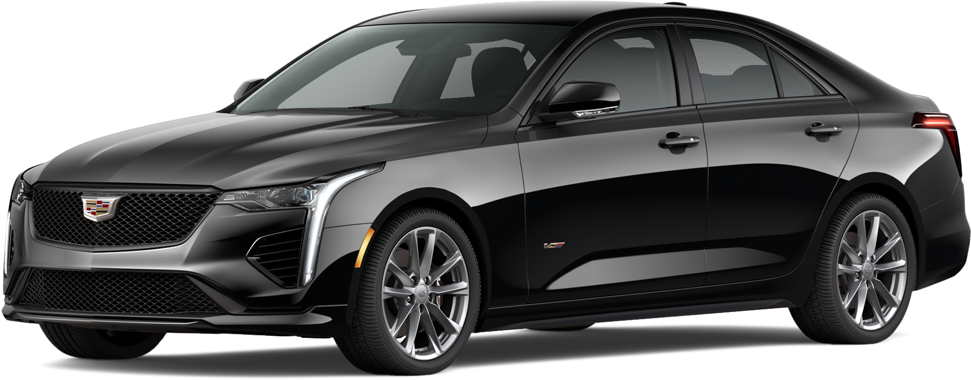 2020 CADILLAC CT4-V Sedan V-Series