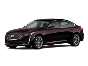 2020 CADILLAC CT5 Premium Luxury Sedan