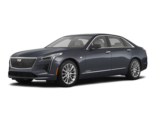 2020 CADILLAC CT6-V Sedan Satin Steel Metallic