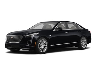 2020 CADILLAC CT6 Sedan Stellar Black Metallic