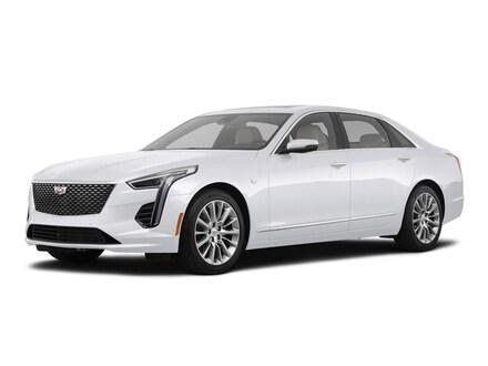 2020 CADILLAC CT6 3.6L Luxury Sedan