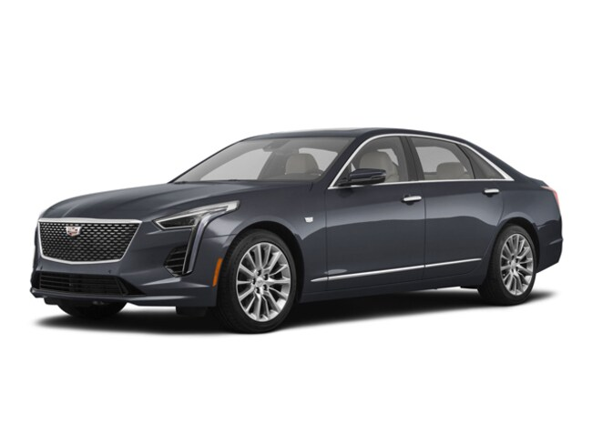 2020 CADILLAC CT6 3.6L Luxury Sedan