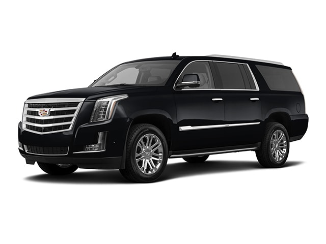 2020 CADILLAC Escalade ESV SUV Digital Showroom