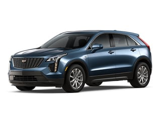 2020 CADILLAC XT4 SUV Twilight Blue Metallic