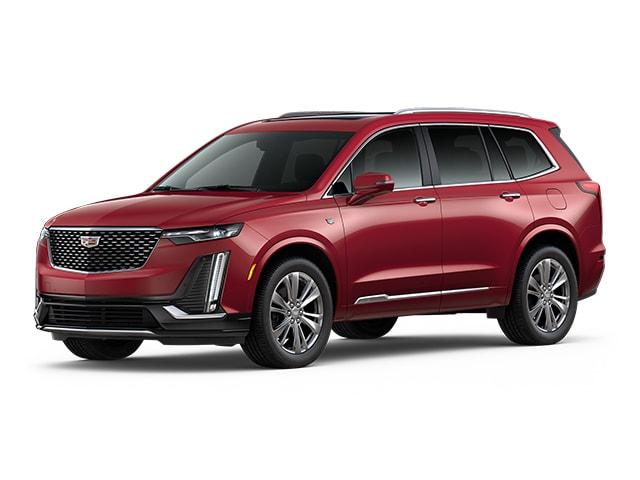 2020 CADILLAC XT6 Premium Luxury SUV