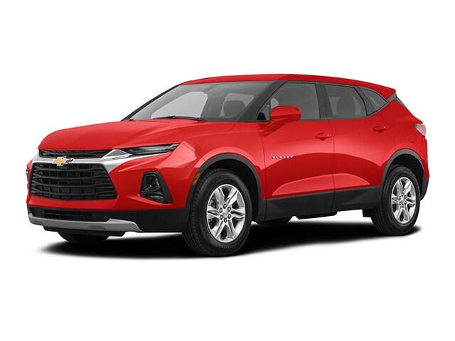 2020 Chevrolet Blazer SUV | McHenry Crystal Lake Chevrolet ...