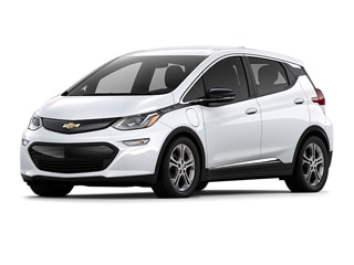 2020 Chevrolet Bolt EV Wagon Summit White