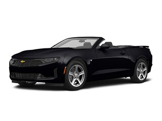 Used 2020 Chevrolet Camaro 2dr Conv 1LT Convertible 18694 in Thornton, CO
