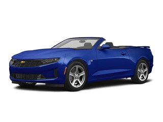 Used 2020 Chevrolet Camaro 2dr Conv 1LT Convertible 18693 in Thornton, CO