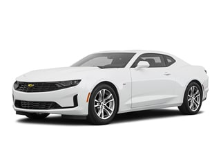 2020 Chevrolet Camaro Coupe Summit White