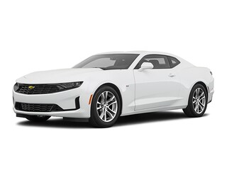 New 2020 Chevrolet Camaro 1LT Coupe for sale in Dodge City, KS
