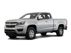 2020 Chevrolet Colorado Base Truck Extended Cab