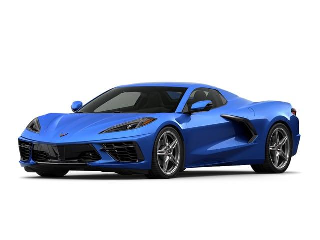 2020 Chevrolet Corvette Convertible Digital Showroom