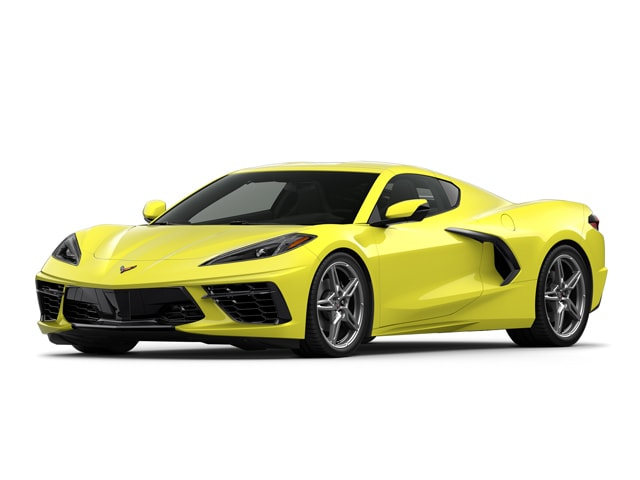 2020 Chevrolet Corvette Coupe Digital Showroom Ressler Motors