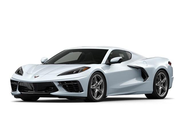 2020 Chevrolet Corvette Coupe Digital Showroom Johnson