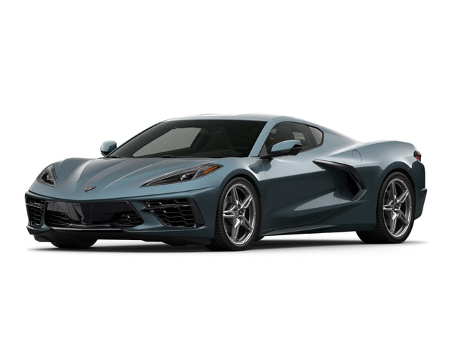 2020 Chevrolet Corvette Coupe Digital Showroom