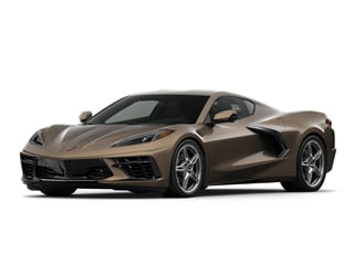2020 Chevrolet Corvette Coupe Zeus Bronze Metallic