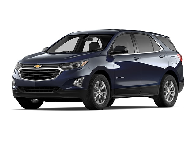 2020 Chevrolet Equinox SUV Digital Showroom | Mike Maroone ...