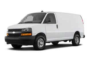 2020 Chevrolet Express 3500 Work Van Van Extended Cargo Van